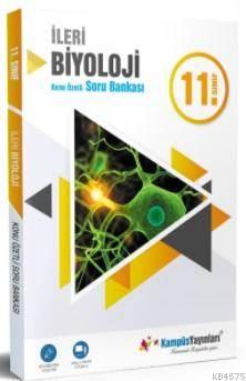 11. Sınıf İleri Biyoloji Konu Özetli Soru Bankası