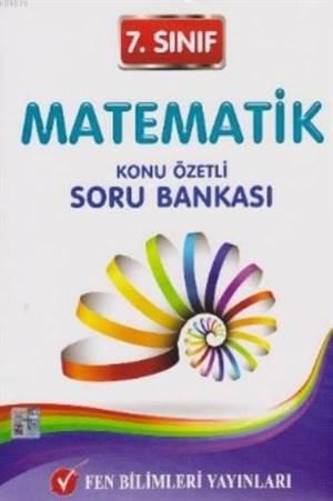 7. Sınıf Matematik Konu Özetli Soru Bankası