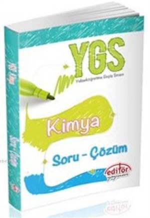YGS Kimya Soru Çözüm