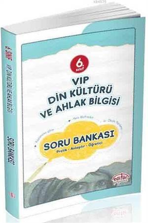 6. Sınıf VIP Din Kültürü Ve Ahlak Bilgisi Soru Bankası
