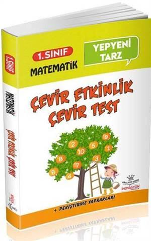 1. Sınıf Matematik Çevir Etkinlik Çevir Test