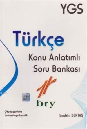 YGS Türkçe Konu Anlatımlı Soru Bankası