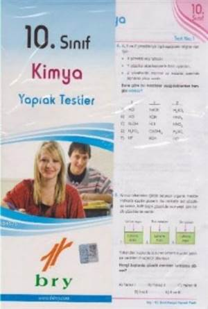10. Sınıf Kimya Yaprak Testler
