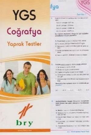 YGS Coğrafya Yaprak Testler