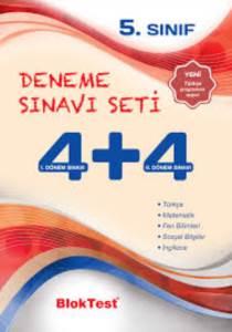 5.Sınıf Bloktest Deneme Sınavı Seti (4+4)