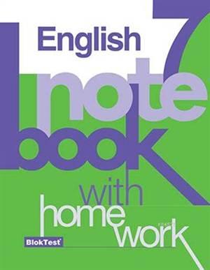 7.Sınıf Bloktest İngilizce Notebook