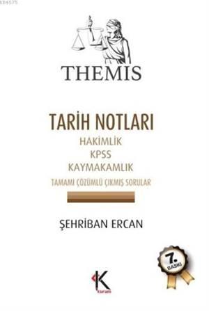 Theıms Tarih Notları Hakimlik KPSS Kaymakamlık