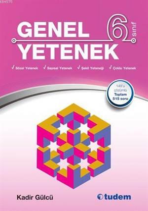 6.Sınıf Genel Yetenek Kitabı