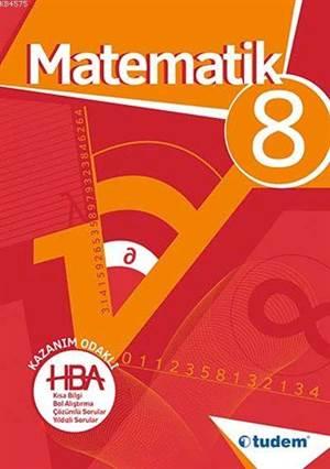 8.Sınıf Matematik Kazanım Odaklı Hba