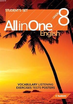 8.Sınıf İngilizce All In One