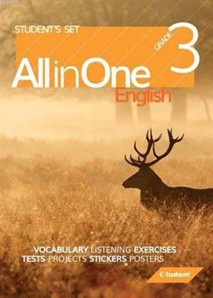 İngilizce 3.Sınıf All IN One