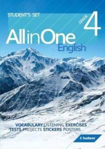 4.Sınıf İngilizce Seti All In One