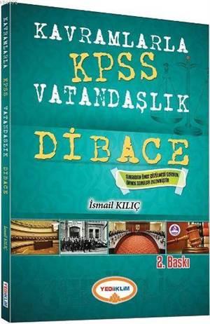KPSS 2016 Dibace Kavramlarla Vatandaşlık