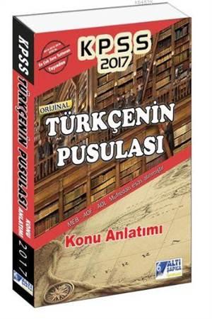 Altı Şapka Kpss Türkçenin Pusulası Konu Anlatımlı 2017