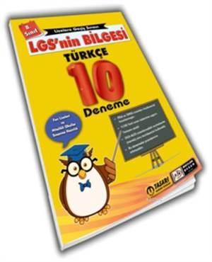 Lgsnin Bilgesi Türkçe 10 Deneme