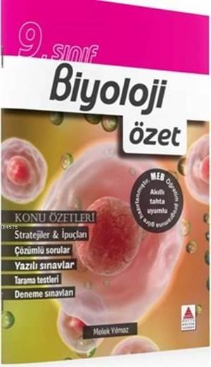 9.Sınıf Biyoloji Özet