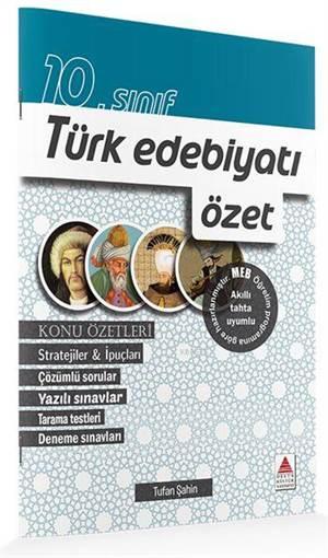 10.Sınıf Türk Edebiyatı Özet