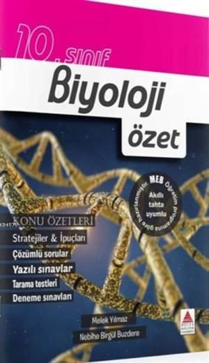 10.Sınıf Biyoloji Özet