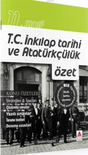 11.Sınıf T.C İnkılap Tarihi ve Atatürkçülük