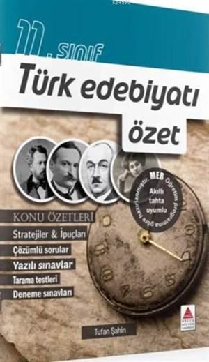 11.Sınıf Türk Edebiyatı Özet