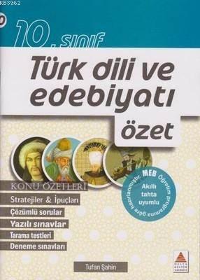 10.Sınıf Türk Dili Ve Edebiyatı