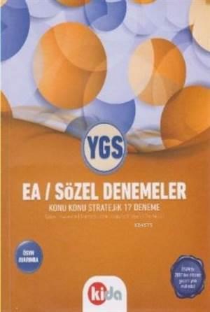 YGS EA Sözel Denemeler Konu Konu Stratejik 17 Deneme