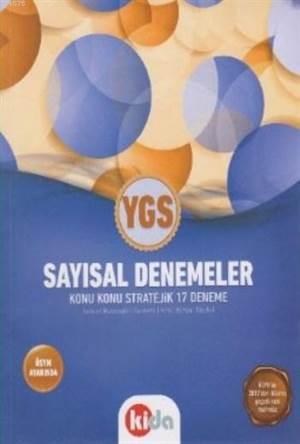 YGS Sayısal Denemeler Konu Konu Stratejik 17 Deneme