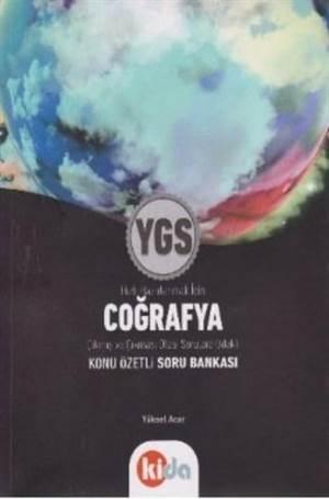 YGS Coğrafya Konu Özetli Soru Bankası