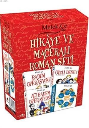 Hikaye Ve Maceralı  Roman Seti