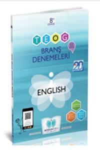 8.Sınıf Teog Englısh Branş Denemeleri