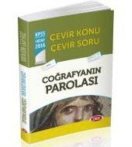 2016 KPSS Çevir Konu Çevir Soru Coğrafyanın Parolası