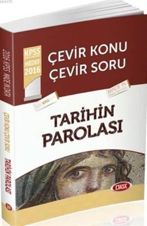 KPSS Çevir Konu Çevir Soru Tarihin Parolası