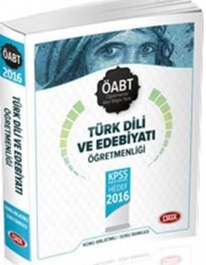 Öabt Türk Dili Ve Edebiyatı Konu Anlatımlı 2016