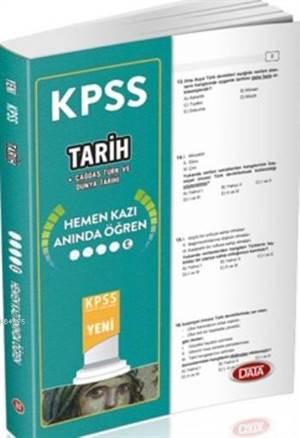 """""""Kpss Tarih Kazı Bil Anında Öğren Çek Kopar Yaprak Test 2016  """""""