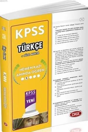 """""""Kpss Türkçe Kazı Bil Anında Öğren Çek Kopar Yaprak Test 2016  """""""