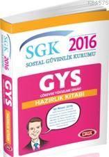 Data Sgk Görevde Yükselme Sınavına Hazırlık Konu Kitabı 2016