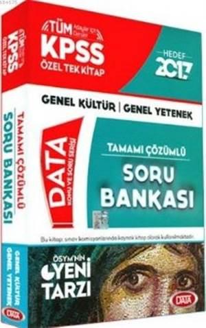 KPSS Genel Kültür Genel Yetenek Tamamı Çözümlü Soru Bankası