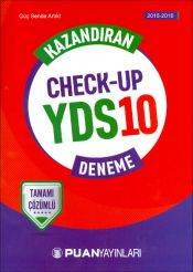 Kazandıran Check-Up YDS 10 Deneme
