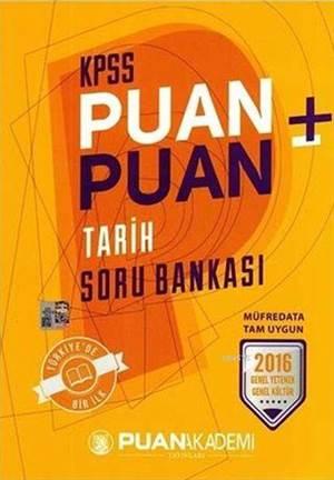 KPSS Puan Puan Tarih Soru Bankası 2016