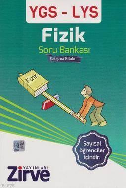 YGS-LYS Fizik Soru Bankası-Çalışma Kitabı