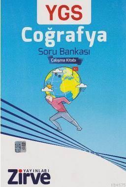 YGS Coğrafya Soru Bankası-Çalışma Kitabı