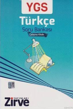 YGS Türkçe Soru Bankası-Çalışma Kitabı