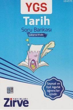 YGS Tarih Soru Bankası-Çalışma Kitabı