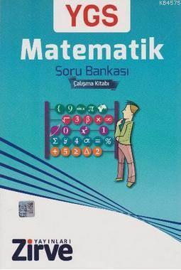 YGS Matematik Soru Bankası-Çalışma Kitabı