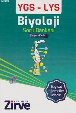 YGS-LYS Biyoloji Soru Bankası-Çalışma Kitabı
