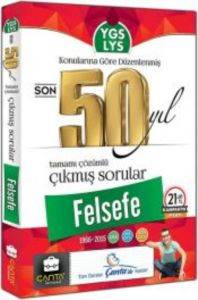 Çanta Ygs-Lys  Felsefe 50 Yil Çik Sor.