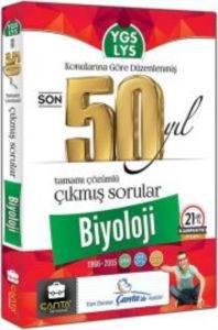 Çanta Ygs-Lys  Biyoloji 50 Yil Çik.Sor.