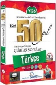 Çanta Ygs Türkçe 50 Yil Çik Sor.