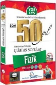Çanta Ygs-Lys  Fizik 50 Yil Çik Sor.