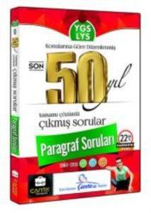 Çanta Ygs-Lys Paragraf 50 Yil Çik.Sor.